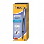 BIC Roller Pen 0.5 mm Black, Box 12 pcs.