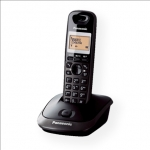 Panasonic KX-TG2511FX 240 g, Black, Caller ID, Wireless connection, Phone