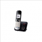 Panasonic Cordless KX-TG6821FXB Built-in display, Speakerphone, Conferenc