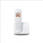 Panasonic Cordless KX-TGC210FXW White, Built-in display, Speakerphone, Ca