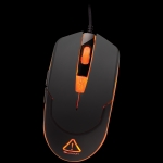 Canyon Optical gaming mouse, adjustable DPI setting 800/1200/1600/2400, L