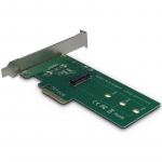 Inter-tech PCIe Adapter for M.2 PCIe drives (Drive M.2 PCIe, Host PCIe x4