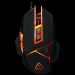 Canyon Optical gaming mouse, adjustable DPI setting 800/1000/1200/1600/24