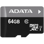 Adata Memory ( flash cards ) 64GB Micro SDXC Class 10/UHS-I
