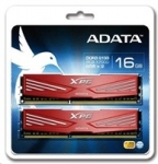 A-data DIMM DDR3 8GB 1866MHz CL10 512x8 (KIT 2x4GB) ADATA XPG V1.0 Red, r