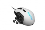 Roccat herní myš ROC-11-901 NYTH Modular MMO Gaming Mouse, White