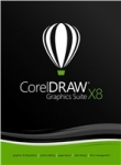 Corel DRAW Graphics Suite X8 License Media Pack BOX