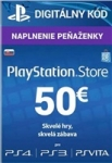Sony PlayStation Live Cards Hang 50,- EUR pro SK PS Store