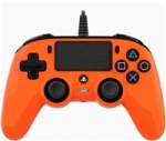 Noname Nacon Wired Compact Controller - ovladač pro PlayStation 4 - oran