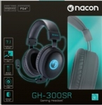 Noname NACON Amplified gaming headset PC/MAC/PS4 PCGH-300SR