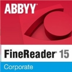 Abbyy FineReader PDF 15 Corporate, Single User License (ESD), EDU, Perpet