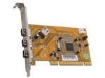 Dawicontrol Interf. FireWire 3 Port PCI Da