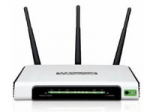 Tp-link 300M WLAN-N-Router 4-Port-Swi.