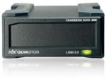 Tandberg data RDX EXTERNAL DRIVE BLACK