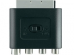 Belkin Adapter SCART M/S-video Black