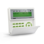 Satel KEYPAD LCD /INTEGRA GREEN/- [INT-KLCD-GR]