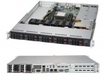 Supermicro 1U BARE CI7 Q170 2X2.5FIX