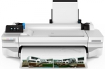 Hp inc. DESIGNJET T125 24IN DRUCKER