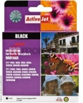 ActiveJet ABR-1100BR  - 29 ml - black - ink cartridge (alternative for: Brother LC1100BK, Brother LC980BK)