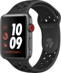 Apple Smartwatch Apple Watch Nike+ Series 3 (MTH42ZD/A)