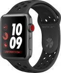 Apple Smartwatch Apple Watch Nike+ Series 3 GPS + Cellular, 42mm (MTH42MP