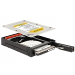 Delock 3.5 Mobile Rack for 1 x 2.5 SATA HDD / SSD