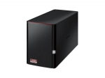 Buffalo LinkStation 520 NAS 6TB High Speed NAS 2x 3TB HDD 1x Gigabit RAID