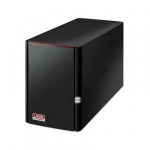 Buffalo LinkStation 520DE  High speed NAS - 2 bays Diskless enclosure 1x