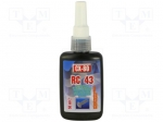 Cx-80 RC-43 50ML / Anaerobic adhesive; bottle; 50ml; 15min; -55÷180°C