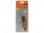 Bahco KBTU-01 / Knife; for cutting cardboard, leather etc; Blade:19mm