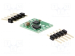 Pololu MAX14870 MOTOR DRIVER CARRIER / DC-motor driver; IC: MAX14870; 50k