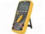 Axiomet AX-190A / Digital multimeter; LCD (4000); 3x/s; -20÷1300°C; 33