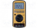 Axiomet AX-178 / Digital multimeter; 5 digits LCD; Bargraph:51 segm; 2,5x