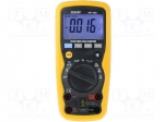 Axiomet AX-155 / Digital multimeter; LCD 3,75 digit (3999) 21mm; 2x/s; Re