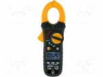 Axiomet AX-203 / Digital clamp meter; Ø:23mm; LCD 3,75 digit (3999); -50