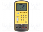 Axiomet AX-LCR42A / LCR meter; double LCD (19,999/1999); 20÷200MΩ; R ac