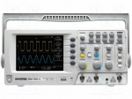 Gw instek GDS-1052-U / Oscilloscope: digital; Band: ≤50MHz; Channels:2;