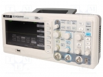 Axiomet AX-DS1062CFM / Oscilloscope: digital; Band: ≤70MHz; Channels:2;