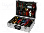 Goldtool GTK-700B / Set: general purpose; Pcs:100; Package: case