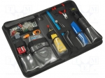 Goldtool TTK-550 / Set: for lan networks service; Pcs:12; Package: bag