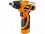 Pg tools PG72V / Screwdriver; battery, pistol; 7.2V; Charge time:5÷8h