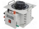 Breve tufvassons KIEA15 / Variable autotransformer; 230VAC; Uout:0÷260V;