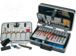 Bernstein 6700 / Set: specialist tools; Pcs:80; Package: case