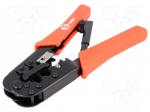 Carl kammerling 430028 / Tool: for RJ plug crimping