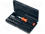 Avit AV07030 / Set: keys; Pcs:40; Package: bag; Features: anti-slip handl