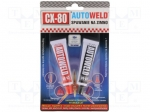 Cx-80 AUTOWELD / Epoxy adhesive; Application: mounting, filling, combinin