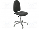 ESD chair; ESD version; Conform to: EN 61340-5-1
