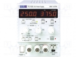Aim-tti / Pwr sup.unit: laboratory; Channels:1; 0÷250VDC; 0÷0.375A