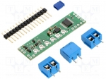 Pololu A4990 FOR ARDUINO / DC-motor driver; IC: A4990; 26kHz; 0.7A; Uin m