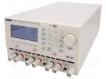 Aim-tti MX100TP / Pwr sup.unit: programmable laboratory; Channels:3; 0÷3